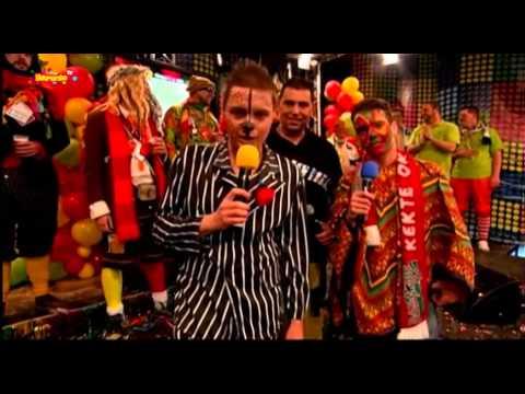 Opening Baronie TV Carnavalsmarathon 2014