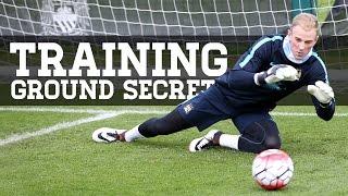 Joe Hart's Training Ground Secrets