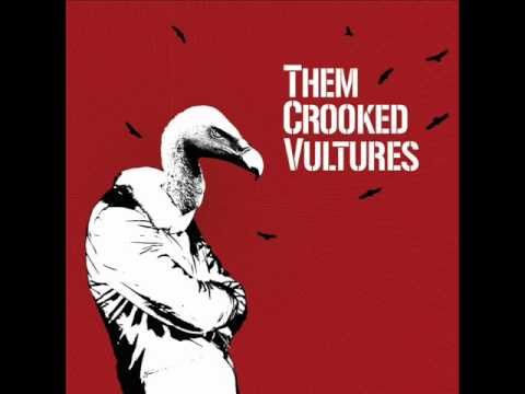 Them Crooked Vultures Spinning in Daffodils
