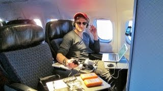 Free Business Class Upgrades, everytime