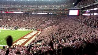 Dixieland Delight at the Iron Bowl in 4K (HD)!