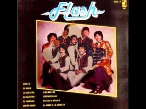 grupo flash en vivo 1988