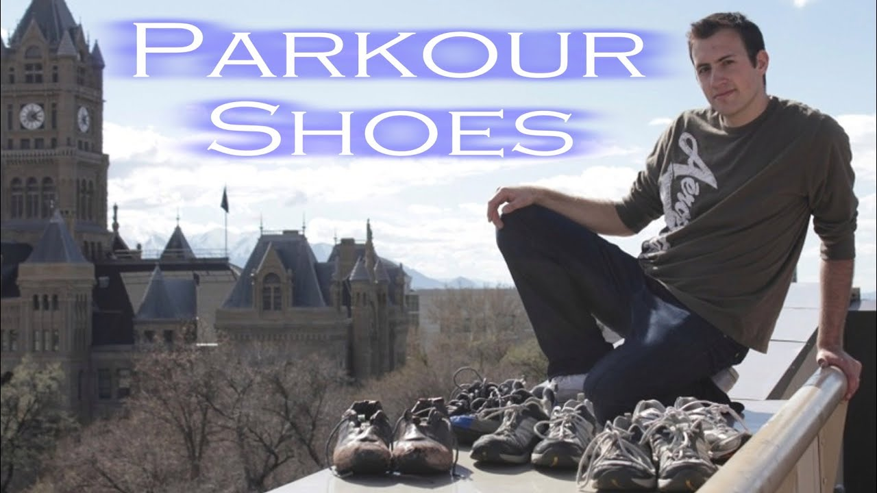 Best Parkour Shoes Youtube