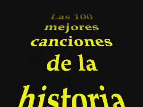 100 mejores canciones de la historia (100-50)