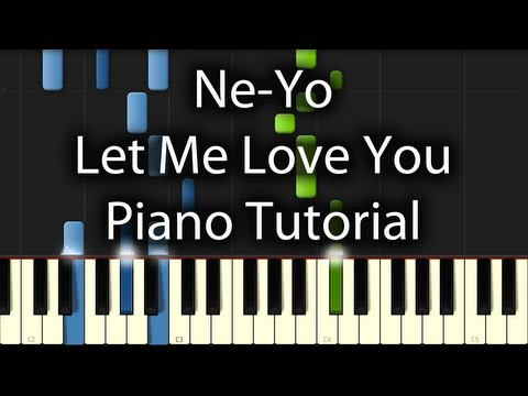 Baixar Ne Yo   Let Me Love You Until You Learn To Love Yourself Tutorial