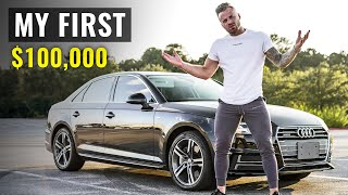 How I Made My First $100K Online