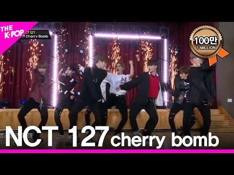 NCT #127, Cherry bomb for School Attack!