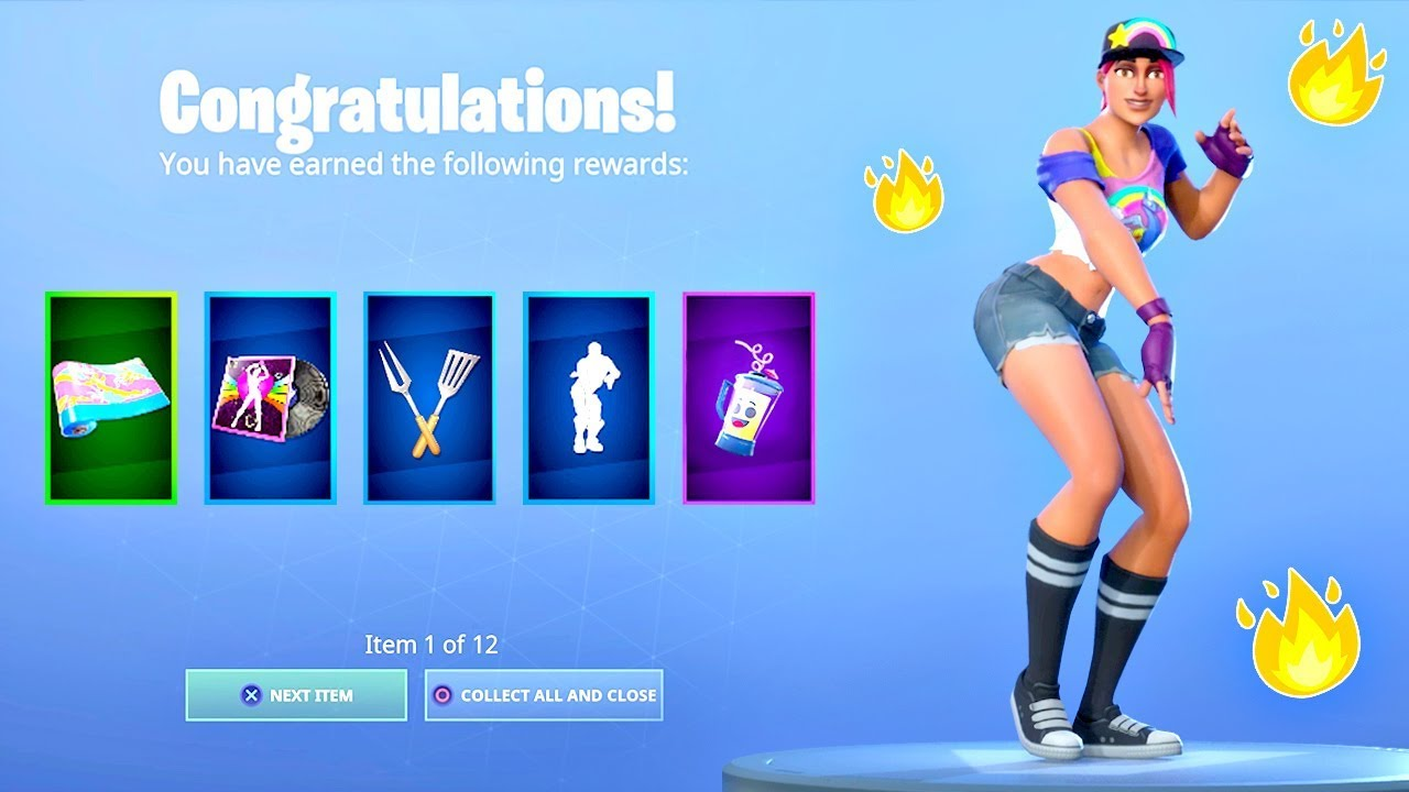 14 Days Of Fortnite Rewards