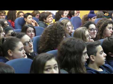 SECONDO APPUNTAMENTO CON EDUCAZIONE ALLA LEGALITA' 2018