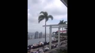 تركي الصاعدي٦٠  فندق مارينا سنغافورة