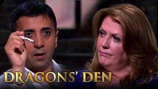 CRAZY Margins Ignites Bidding War Between Four Dragons | Dragons' Den