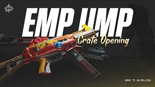 NEW SEASON RANK PUSH WITH CRATE OPENING TODAY | B.G.M.I WITH DYNAMO GAMING