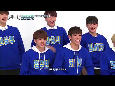 [VICTON] dancing to girl group songs compilation