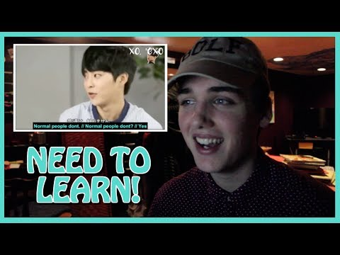 9 EXO MEMBERS IN 9 MINUTES REACTION [EXO 101]