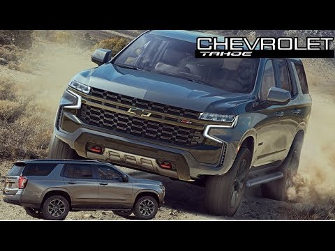 2021 Chevrolet Tahoe - Highlights and Features
