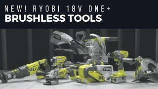 Video: 18V ONE+™ brushless reciprocating saw