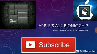 Apple A12 Bionic Chip (iPhone Xs, Xs Max & Xr)