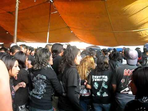 transmetal - el llamado de la hembra Expo Rock XX Villa Charra Toluca 2011