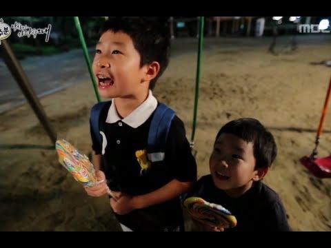 스토리쇼 화수분 - 남자가 사랑할 때 #12 - 정은지 김성주 키스신에 등장한 민국, 민율 20130905