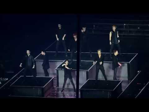 [si5441] 161126 EXO in Taipei  - 백색소음 White Noise