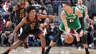 Full Game Recap: Celtics vs Cavaliers | Sexton & Tatum Duel In Cleveland