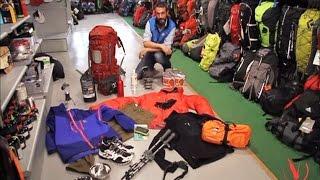 Cómo organizar la mochila