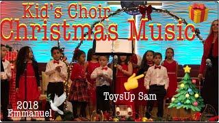 Chorus of Children, Best Christmas songs! 2018