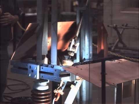 Ceramic transmission disc insulator impact test