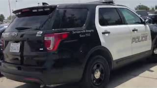 First Amendment Audit National Guard Cops Called Part Two