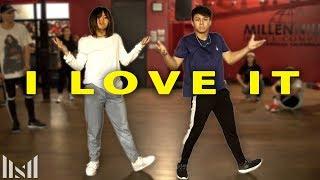 I LOVE IT - Kanye West & Lil Pump Dance   Matt Steffanina & Josh Killacky
