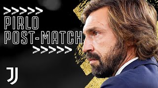 🎙? PIRLO POST-MATCH | Andrea Pirlo Speaks after his first Juventus Victory as Manager! | #JUVESAMP