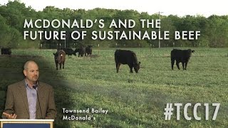 The Future of Beef Sustainability at McDonald's: Townsend Bailey