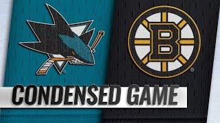 02/26/19 Condensed Game: Sharks @ Bruins