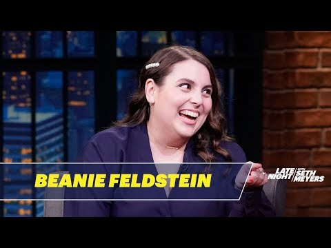 Beanie Feldstein Reveals How Jonah Hill Pranked Her When They Were Kids