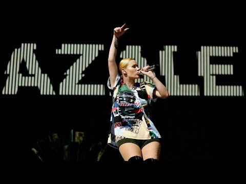 Iggy Azalea - Team (Radio 1's Big Weekend 2016)