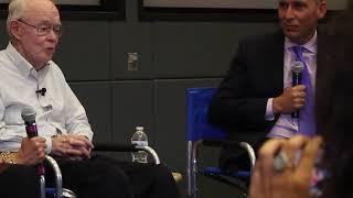 Eugene Parker Interview