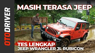 Jeep Wrangler JL Rubicon 2021 | Review Indonesia | OtoDriver