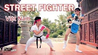 Street Fighter (Vietnam) - Chiến Binh Đường Phố -  201 Show