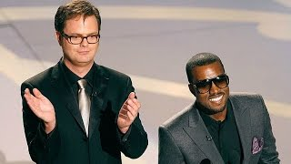 Rainn Wilson vs Kanye West at Emmys 2007