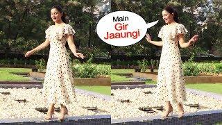 Alia Bhatt's FUNNY MOMENTS During Photoshoot