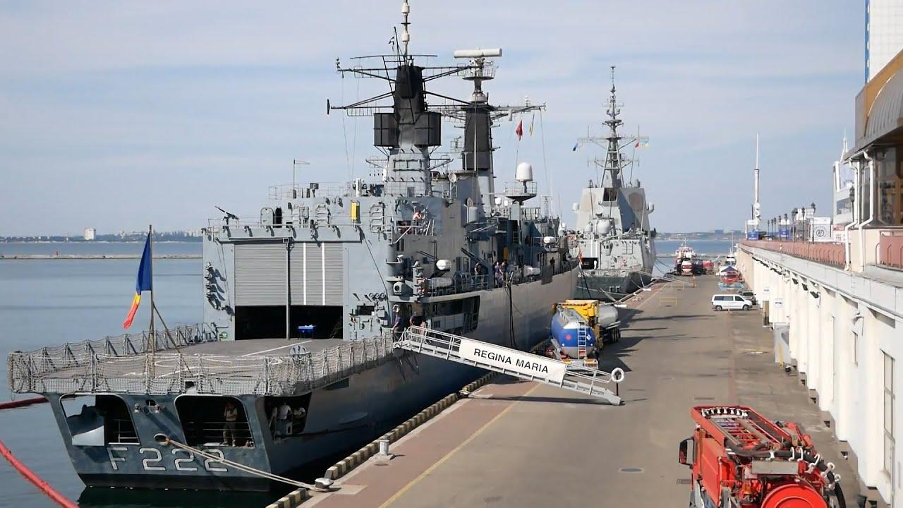 Корабли НАТО прибыли на Украину обеспечивать «мир и стабильность»