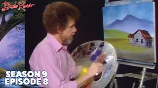 Bob Ross - Little House by the Road (Season 9 Episode 8)