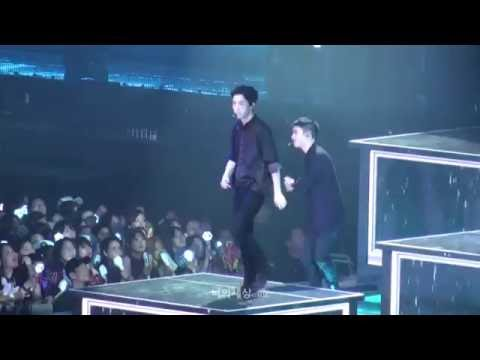 160731 The EXO'rDIUM - 백색소음 (White Noise) 레이 (Lay ver.)