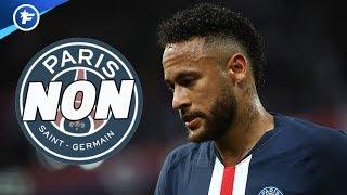 Neymar refuse l'offre du PSG   Revue de presse