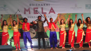 Bolly Flex at Boishakhi Mela 2017