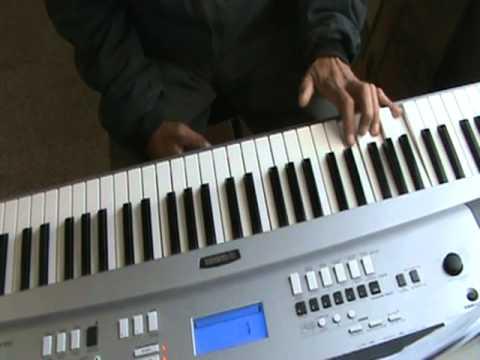 INDEPENDENCIA EN AMBAS MANOS  PIANO parte 1