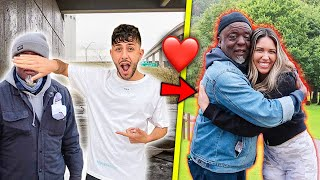 This Homeless Man Had One Wish... AND WE MADE IT COME TRUE!!