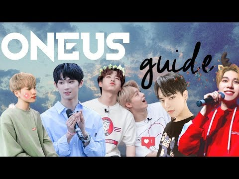 Let me introduce you to ONEUS | GUIDE