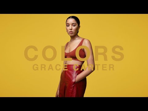 Grace Carter - Ashes | A COLORS SHOW