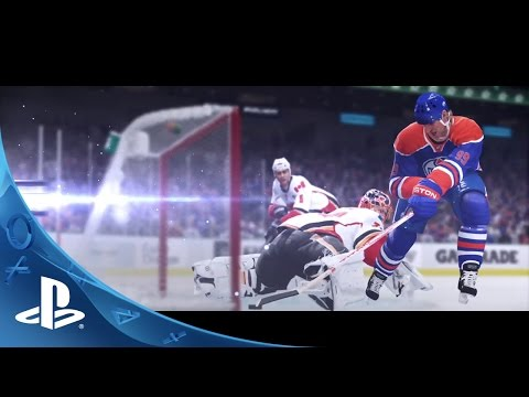 NHL® 15 | PS4™ - PlayStation® Trailer